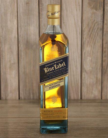 Personalised Johnnie Walker Blue